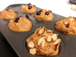 Paleo Diet Basics - Paleo Banana Almond Muffins