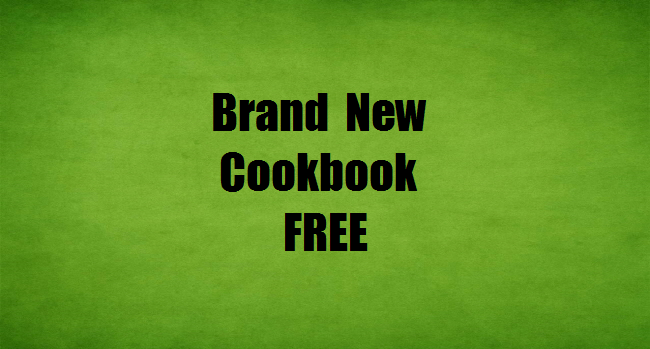 FREE Paleo Cookbook